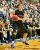 NCAA Men's Basketball Portland 64 vs. St. Marys 74 (26)