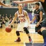 NCAA Men's Basketball Portland 64 vs. St. Marys 74 (7)