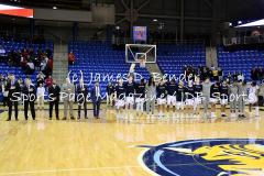 Gallery NCAA Mens Basketball Quinnipiac 63 vs. Canisius 65