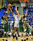 Gallery NCAA Men's Basketball: Quinnipiac 71 vs. Manhattan 70