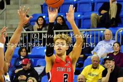 Gallery NCAA Mens Basketball: Quinnipiac 73 vs. Stony Brook 76