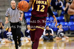 Gallery NCAA Mens Basketball Quinnipiac 77 vs. Iona 81