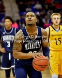 Gallery NCAA Mens Basketball: Quinnipiac 78 vs. Monmouth 76