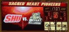 NCAA Men's Basketball - Sacred Heart University 73 vs. Bryant University 70 (OT) - Photo (1)