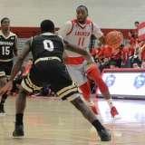 NCAA Men's Basketball - Sacred Heart University 73 vs. Bryant University 70 (OT) - Photo (10)