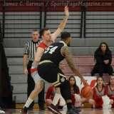 NCAA Men's Basketball - Sacred Heart University 73 vs. Bryant University 70 (OT) - Photo (15)