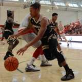 NCAA Men's Basketball - Sacred Heart University 73 vs. Bryant University 70 (OT) - Photo (16)