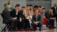 NCAA Men's Basketball - Sacred Heart University 73 vs. Bryant University 70 (OT) - Photo (21)