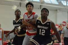 NCAA Men's Basketball - Sacred Heart University 73 vs. Bryant University 70 (OT) - Photo (35)