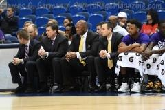 NCAA Men's Basketball - AAC Tournament QF's - #1 SMU 81 vs. #9 ECU 77 (10)