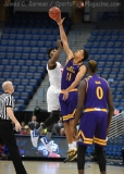 NCAA Men's Basketball - AAC Tournament QF's - #1 SMU 81 vs. #9 ECU 77 (11)