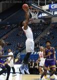 NCAA Men's Basketball - AAC Tournament QF's - #1 SMU 81 vs. #9 ECU 77 (12)