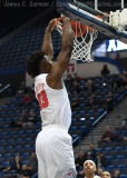 NCAA Men's Basketball - AAC Tournament QF's - #1 SMU 81 vs. #9 ECU 77 (13)