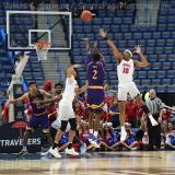 NCAA Men's Basketball - AAC Tournament QF's - #1 SMU 81 vs. #9 ECU 77 (15)