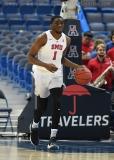 NCAA Men's Basketball - AAC Tournament QF's - #1 SMU 81 vs. #9 ECU 77 (16)