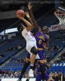 NCAA Men's Basketball - AAC Tournament QF's - #1 SMU 81 vs. #9 ECU 77 (17)