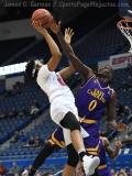 NCAA Men's Basketball - AAC Tournament QF's - #1 SMU 81 vs. #9 ECU 77 (18)