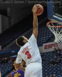 NCAA Men's Basketball - AAC Tournament QF's - #1 SMU 81 vs. #9 ECU 77 (19)