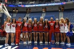 NCAA Men's Basketball - AAC Tournament QF's - #1 SMU 81 vs. #9 ECU 77 (2)