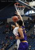 NCAA Men's Basketball - AAC Tournament QF's - #1 SMU 81 vs. #9 ECU 77 (21)