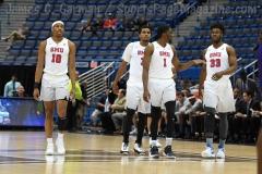 NCAA Men's Basketball - AAC Tournament QF's - #1 SMU 81 vs. #9 ECU 77 (23)