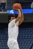 NCAA Men's Basketball - AAC Tournament QF's - #1 SMU 81 vs. #9 ECU 77 (26)