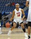 NCAA Men's Basketball - AAC Tournament QF's - #1 SMU 81 vs. #9 ECU 77 (29)