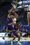 NCAA Men's Basketball - AAC Tournament QF's - #1 SMU 81 vs. #9 ECU 77 (31)