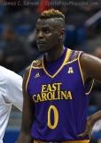 NCAA Men's Basketball - AAC Tournament QF's - #1 SMU 81 vs. #9 ECU 77 (32)