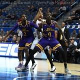 NCAA Men's Basketball - AAC Tournament QF's - #1 SMU 81 vs. #9 ECU 77 (33)