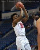 NCAA Men's Basketball - AAC Tournament QF's - #1 SMU 81 vs. #9 ECU 77 (35)