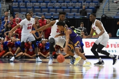 NCAA Men's Basketball - AAC Tournament QF's - #1 SMU 81 vs. #9 ECU 77 (37)