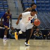 NCAA Men's Basketball - AAC Tournament QF's - #1 SMU 81 vs. #9 ECU 77 (38)