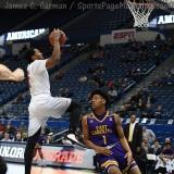 NCAA Men's Basketball - AAC Tournament QF's - #1 SMU 81 vs. #9 ECU 77 (41)