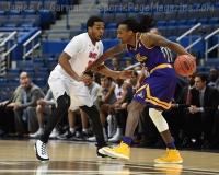 NCAA Men's Basketball - AAC Tournament QF's - #1 SMU 81 vs. #9 ECU 77 (42)