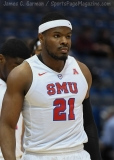 NCAA Men's Basketball - AAC Tournament QF's - #1 SMU 81 vs. #9 ECU 77 (44)
