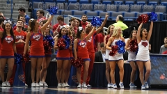 NCAA Men's Basketball - AAC Tournament QF's - #1 SMU 81 vs. #9 ECU 77 (8)