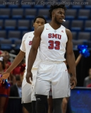 NCAA Men's Basketball - AAC Tournament QF's - #1 SMU 81 vs. #9 ECU 77 (9)