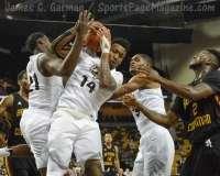 NCAA Men's Basketball - UCF 71 vs. Bethune-Cookman 41 - Photo (47)