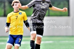 Gallery NCAA Men's Soccer Exhibition: Quinnipiac vs. Bryant