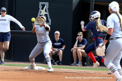 NCAA Softball: UCF 2 vs UConn 0, from the UCF Softball complex in Orlando FL.- March 22nd, 2019 - SportsPageMagazine.com - Photo by Michael Fettig