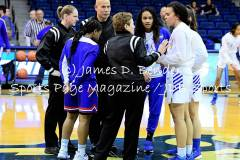 Gallery NCAA WBSK: Central Connecticut 54 vs. UMASS Lowell 56
