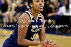 Gallery NCAA WBSK: Quinnipiac 67 vs. George Washington 78