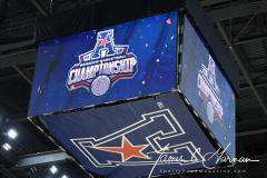 NCAA Women's Basketball AAC Tournament Quarterfinals - #1 UConn 92 vs. 8 ECU 65 (1)