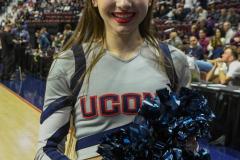 NCAA Women's Basketball AAC Tournament Quarterfinals - #1 UConn 92 vs. 8 ECU 65 (10)
