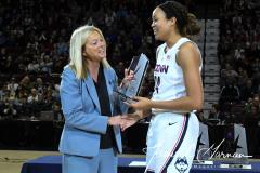 NCAA Women's Basketball AAC Tournament Quarterfinals - #1 UConn 92 vs. 8 ECU 65 (26)