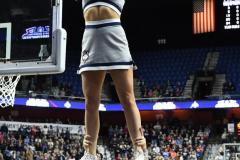 NCAA Women's Basketball AAC Tournament Quarterfinals - #1 UConn 92 vs. 8 ECU 65 (33)