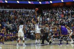 NCAA Women's Basketball AAC Tournament Quarterfinals - #1 UConn 92 vs. 8 ECU 65 (35)
