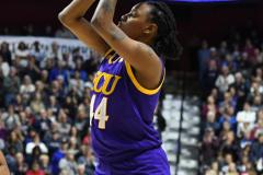 NCAA Women's Basketball AAC Tournament Quarterfinals - #1 UConn 92 vs. 8 ECU 65 (38)