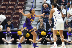 NCAA Women's Basketball AAC Tournament Quarterfinals - #1 UConn 92 vs. 8 ECU 65 (42)